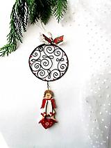 vianočná dekorácia* 21 cm