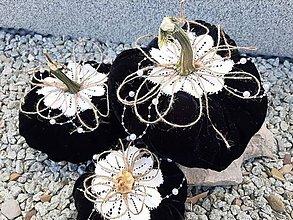 Dekorácie - Susugo Vintage tekvice. - 11175184_