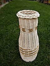 Dekorácie - Váza z pedigu 1 - 11174289_