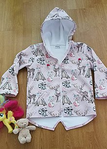 Detské oblečenie - Softshell bundicka - 11178426_