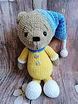Hračky - Fešák medveď - 11181165_