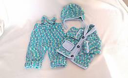 Detské oblečenie - Súprava pre najmenších - 11178177_