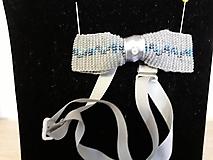 Doplnky - sivo-modrá 2 - 11180829_