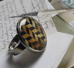 Prstene - vintage prstienok - 11177751_