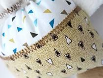 Hračky - Textilné zvieratko - Havino zo Srdiečkova - 11177584_