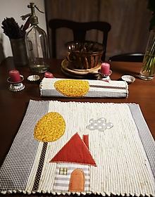 Úžitkový textil - Útulná chalúpka - 11178216_