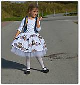 Detské oblečenie - Tylová popoluška - 11180377_