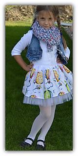 Detské oblečenie - Tylová - 11180431_