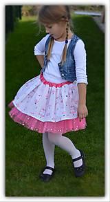 Detské oblečenie - Tylová - Zajkula baletka - 11180444_