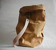 """Veľké tašky - SnapPap-Beige """" Veľká taška na všetko"""" - 11179027_"""