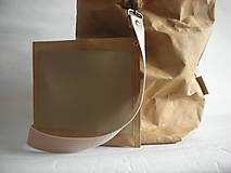 """Veľké tašky - SnapPap-Beige """" Veľká taška na všetko"""" - 11179042_"""