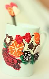 Darčekové poukážky - Sladký vianočný darček - 11178067_