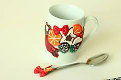 Darčekové poukážky - Sladký vianočný darček - 11178071_