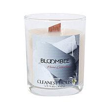 Svietidlá a sviečky - Sójová sviečka Cleanest House - 11181323_