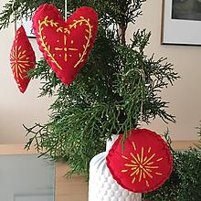 Dekorácie - Vianočné ozdoby - Baby friendly - 11178582_