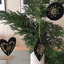 Dekorácie - Vianočné ozdoby – Baby friendly - 11178714_