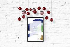 Darčekové poukážky - Darčeková poukážka - kurz ABSTRAKTNEJ maľby akrylom - 11178428_