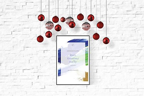Darčeková poukážka - kurz ABSTRAKTNEJ maľby akrylom (Darčeková poukážka - kurz ABSTRAKTNEJ maľby akrylom)