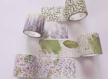 Papier - Akcia - Washi pásky 3cm x 2m - 11180490_
