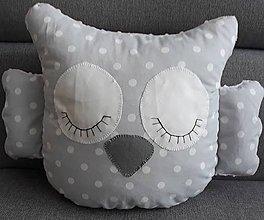 Úžitkový textil - Vankus Sovicka - 11179044_