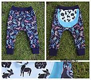 Detské oblečenie - Detské tepláčiky, jašteričky - veľkosť 92 - 11180291_