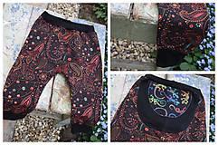 Detské oblečenie - Detské tepláčiky, indie / na objednávku - 11180419_
