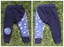Detské oblečenie - Detské tepláčiky, vesmír / na objednávku - 11180476_