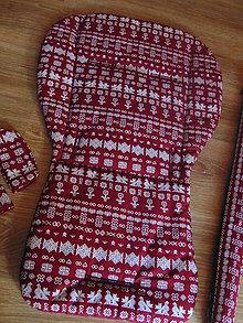 Textil - Podložka do kočíka - na mieru - 11184184_