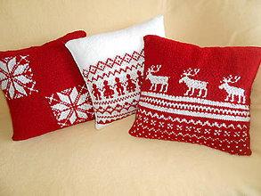 Úžitkový textil - Vankúše-3 ks - 11185035_
