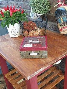Krabičky - Krabica Country Kitchen - 11182031_