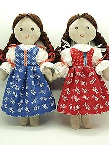 Bábiky - Bábika Zuzka - 11184930_