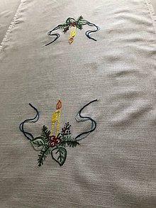 Úžitkový textil - Vianočná štóla - 11182727_