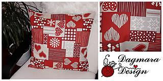 Úžitkový textil - Poťah na vankúšik - 11184671_