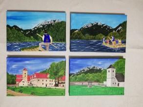 Obrazy - maľované obrazy - 11182331_