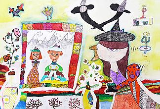 Hračky - Puzzle - Eliška Beňušová - 11181869_