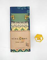 Úžitkový textil - Kombo (Folklórne kombo) - 11185596_