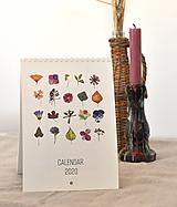 Papiernictvo - Kalendár 2020 - 11184252_