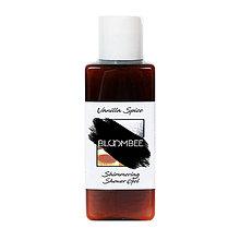 Drogéria - Sprchovací gél s trblietkami Vanilla Spice - 11182079_