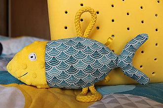 Hračky - Zlatá rybka - 11184189_