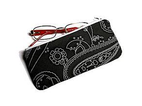 Taštičky - taštička na okuliare/perá/kozmetiku - 11184804_