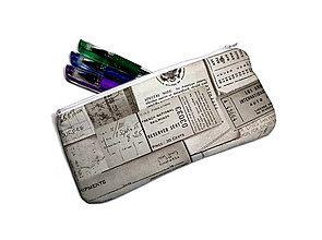 Taštičky - taštička na okuliare/perá/kozmetiku - 11184823_