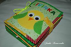 Hračky - sova - 11185463_