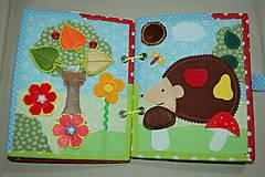 Hračky - ježko - 11185604_