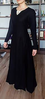 Šaty - Dobové dámske šaty - 11184441_