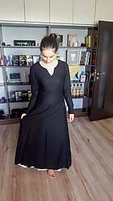 Šaty - Dobové dámske šaty - 11184443_