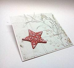 Papiernictvo - Pohľadnica ... čarokrásne Vianoce - 11188522_