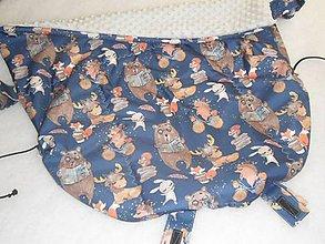 Textil - Nepremokavý nánožník na kočík - 11188832_