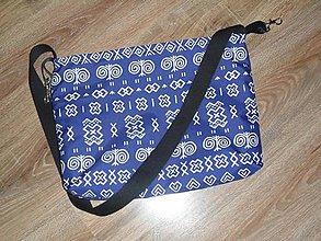 Iné tašky - Taška na kočík FOLKčičmany - nepremokavá - 11188857_