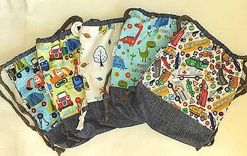 Detské tašky - Detský ruksak, batoh,vak... škôlkársky   veľ.S - 11187227_