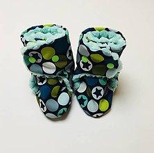 Topánočky - Softshellové čižmičky - 11188831_
